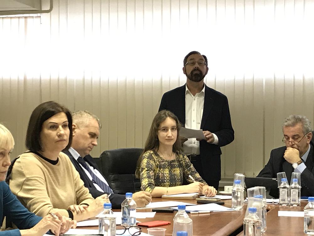 Заседание Совета РАБО №4/2017 в МИРБИС Фото 1