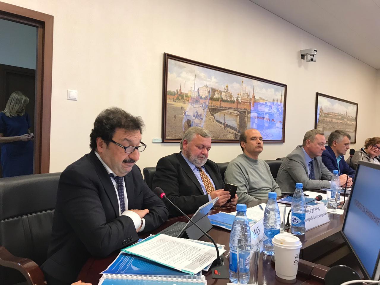 Заседание Президиума НАСДОБР фото 5