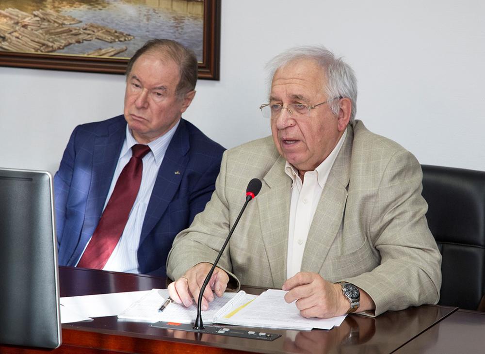 Открытое заседание президиума и общее собрание членов НАСДОБР в РАНХиГС Фото 4