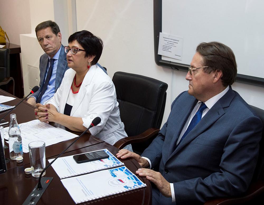 Открытое заседание президиума и общее собрание членов НАСДОБР в РАНХиГС Фото 7