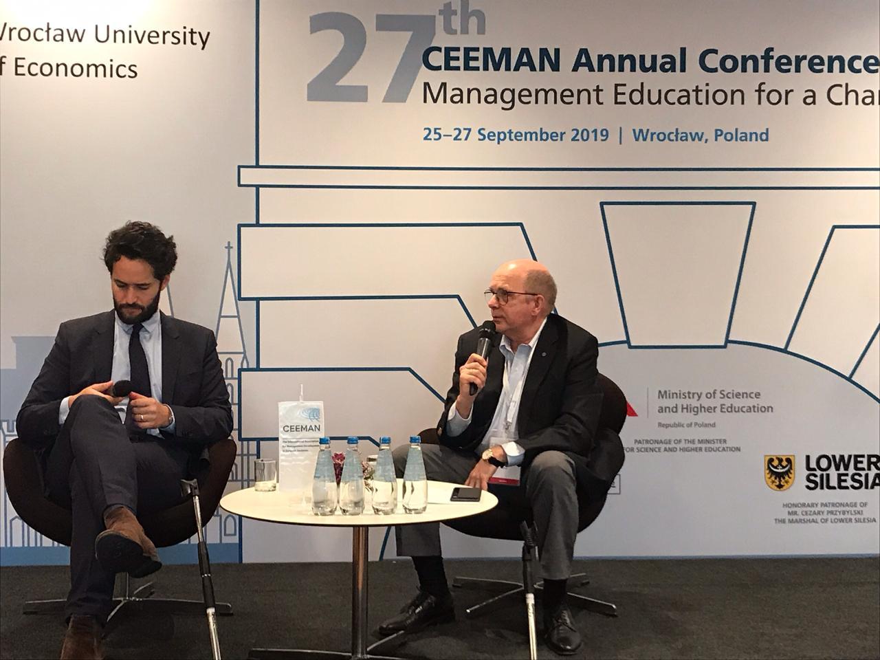 Конференции CEEMAN фото 4
