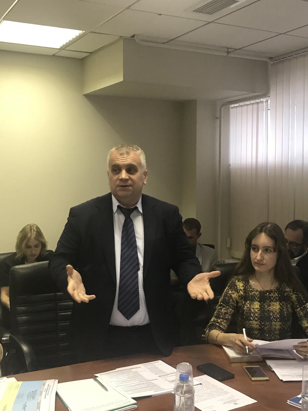 Заседание Совета РАБО №4/2017 в МИРБИС Фото 8