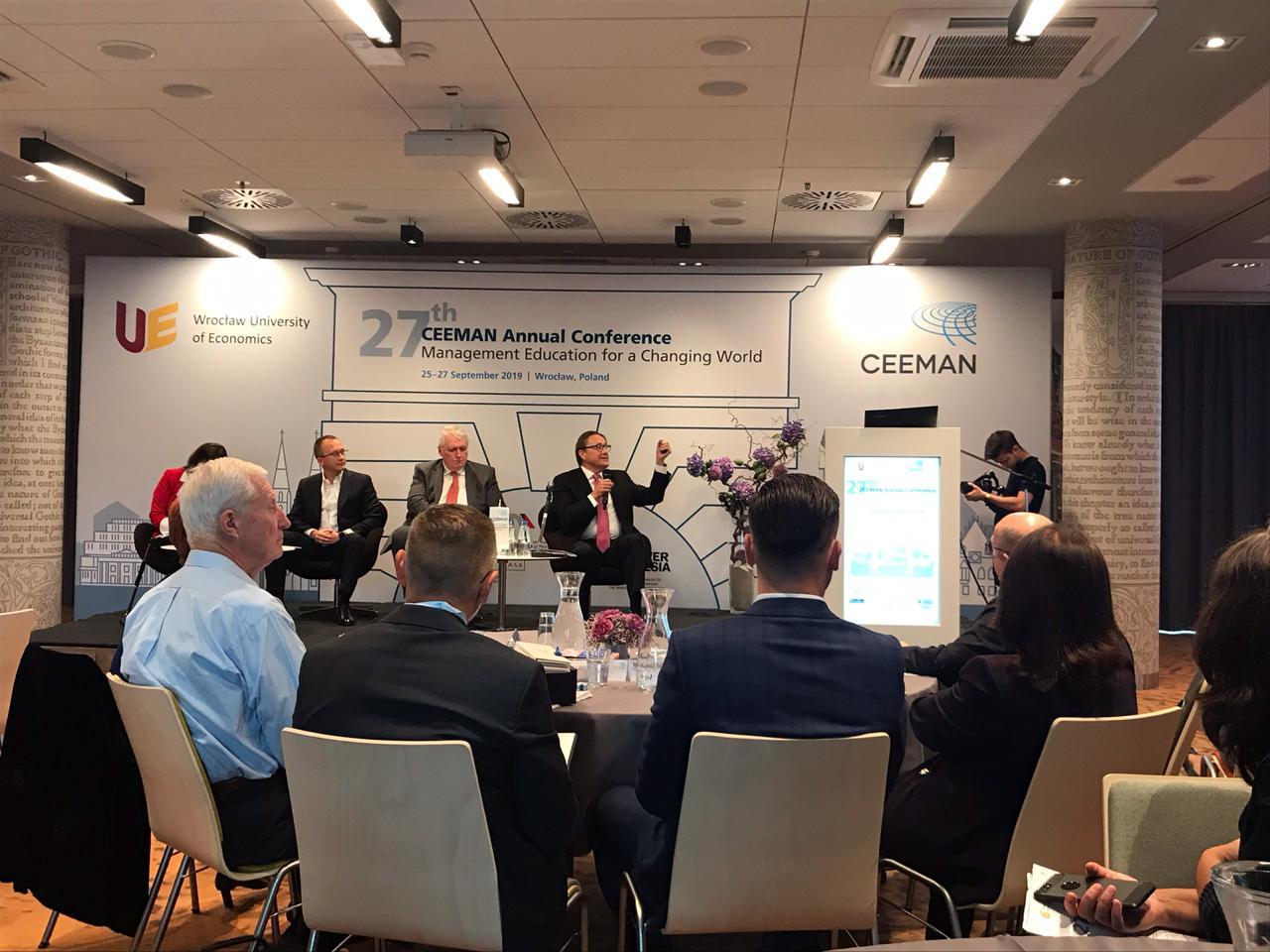 Конференции CEEMAN фото 1