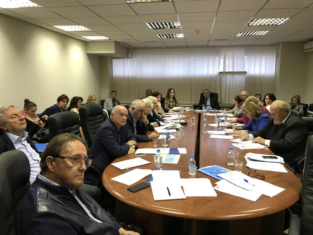 Заседание Совета РАБО №4/2017 в МИРБИС Фото 4