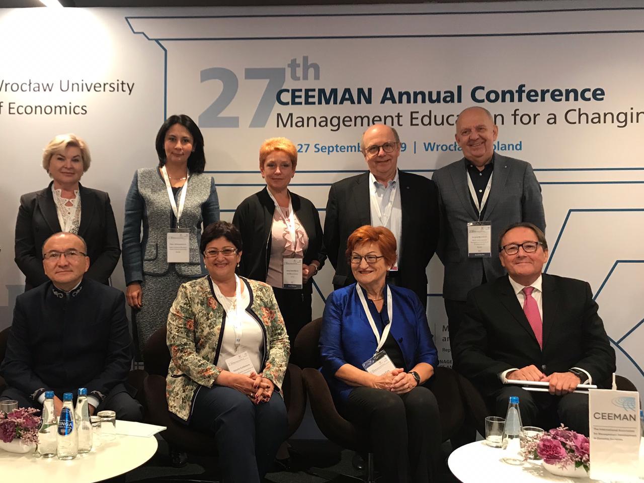 Конференции CEEMAN фото 6