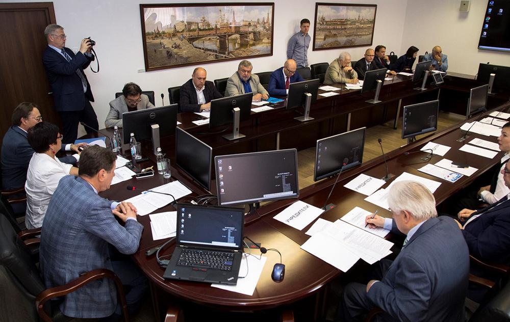 Открытое заседание президиума и общее собрание членов НАСДОБР в РАНХиГС Фото 5
