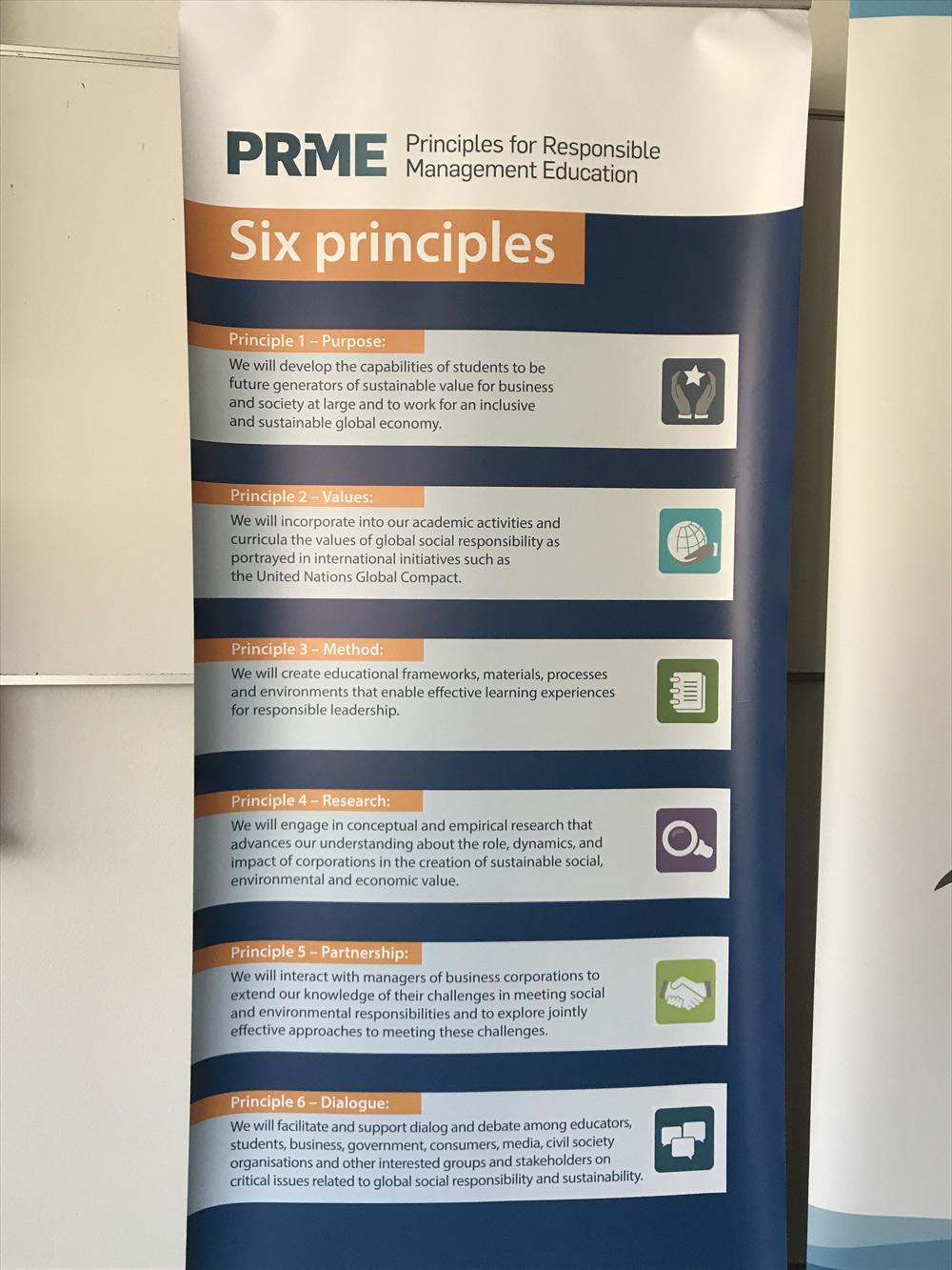 Заседание регионального Совета PRiME по Центральной и Восточной Европе и семинар Responsibility and Ethics in Management  Education Фото 3