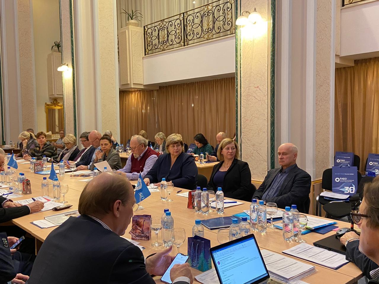 Заседание совета РАБО фото 4