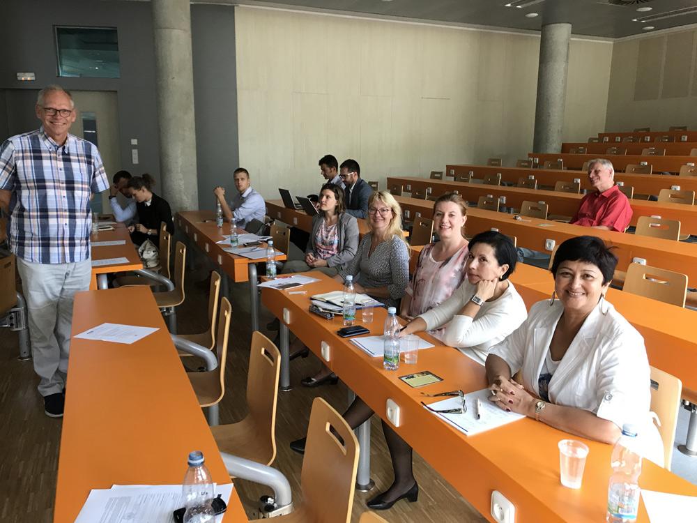 Заседание регионального Совета PRiME по Центральной и Восточной Европе и семинар Responsibility and Ethics in Management  Education Фото 7