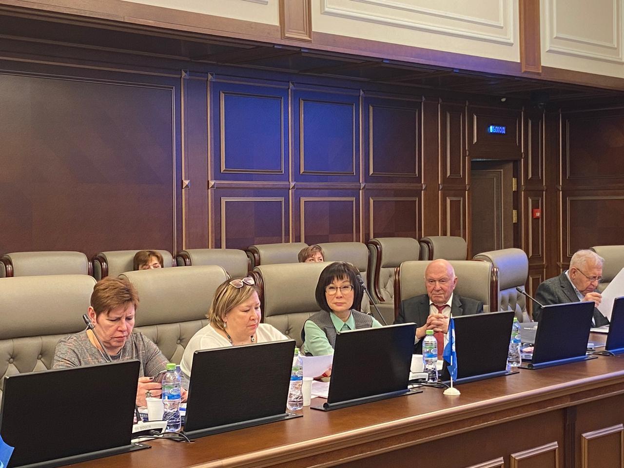 Заседание совета РАБО-2020 фото 6