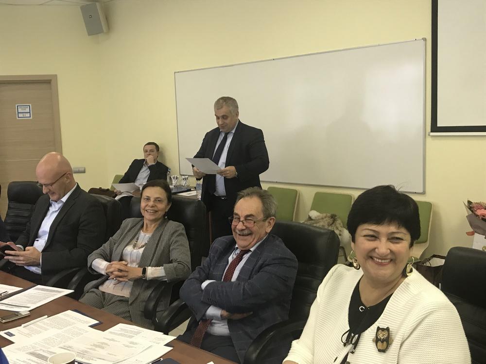 Заседание Совета РАБО фото 12