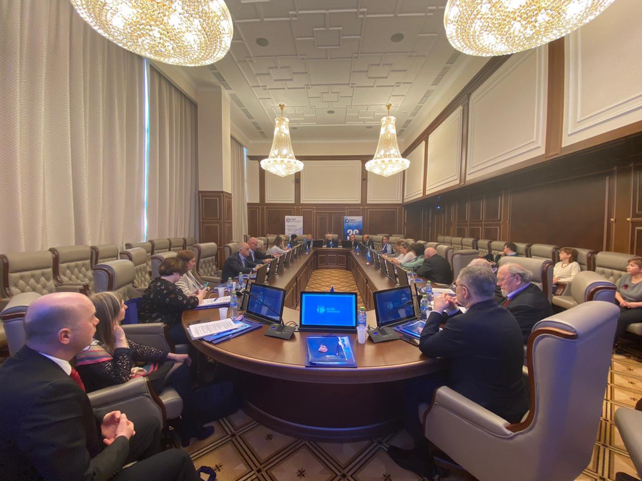 Заседание совета РАБО-2020 фото 3
