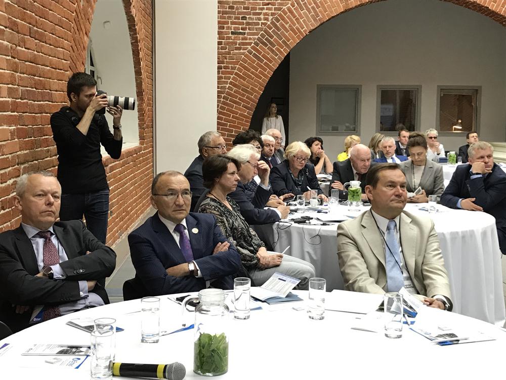 Международная конференция РАБО на базе бизнес-школы EMAS фото 7