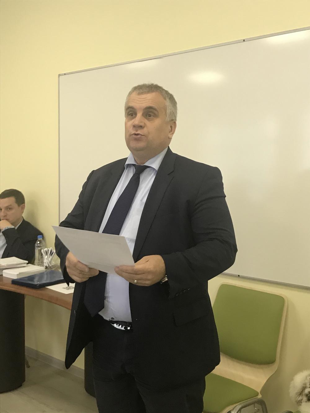 Заседание Совета РАБО фото 11