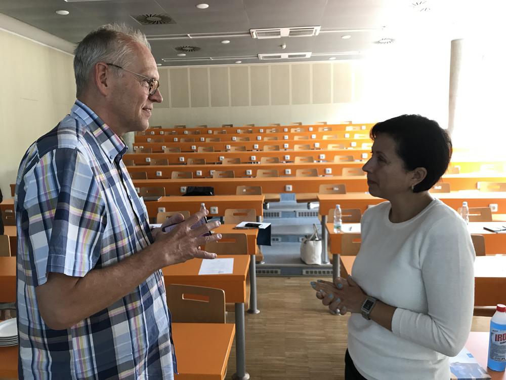 Заседание регионального Совета PRiME по Центральной и Восточной Европе и семинар Responsibility and Ethics in Management  Education Фото 8
