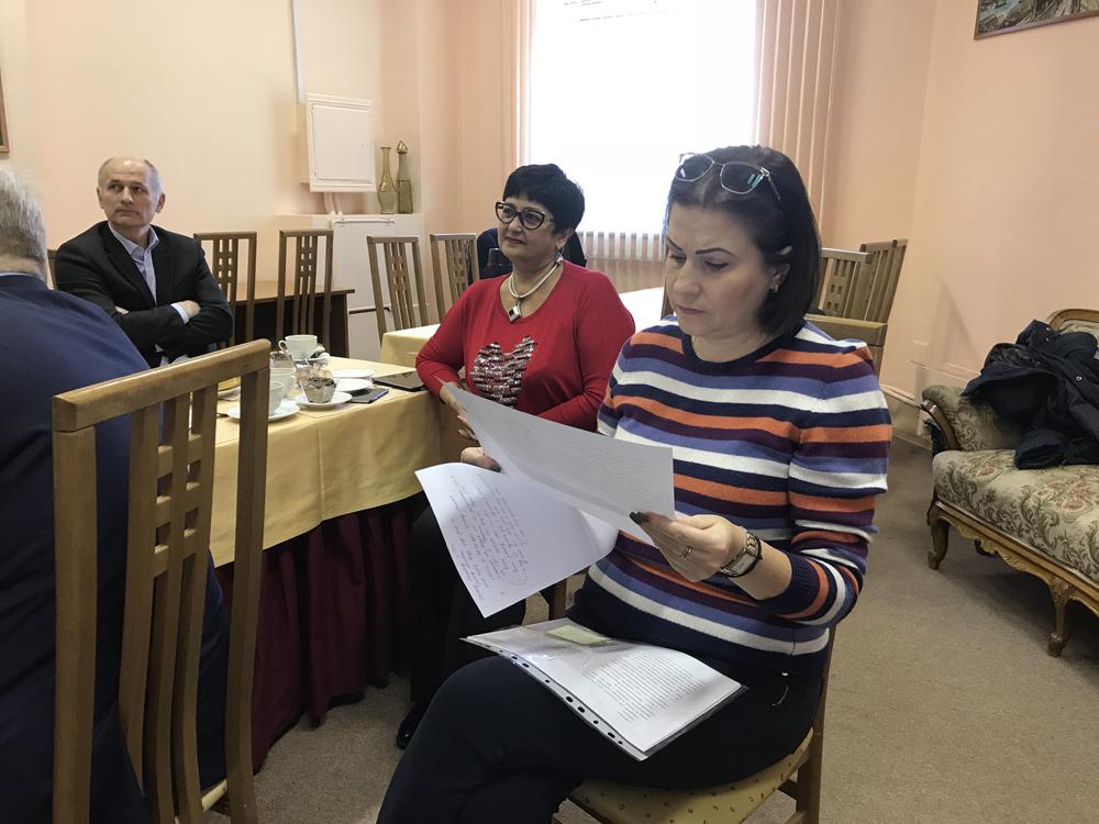Заседание рабочей группы РАБО-НАСДОБР  Фото 6
