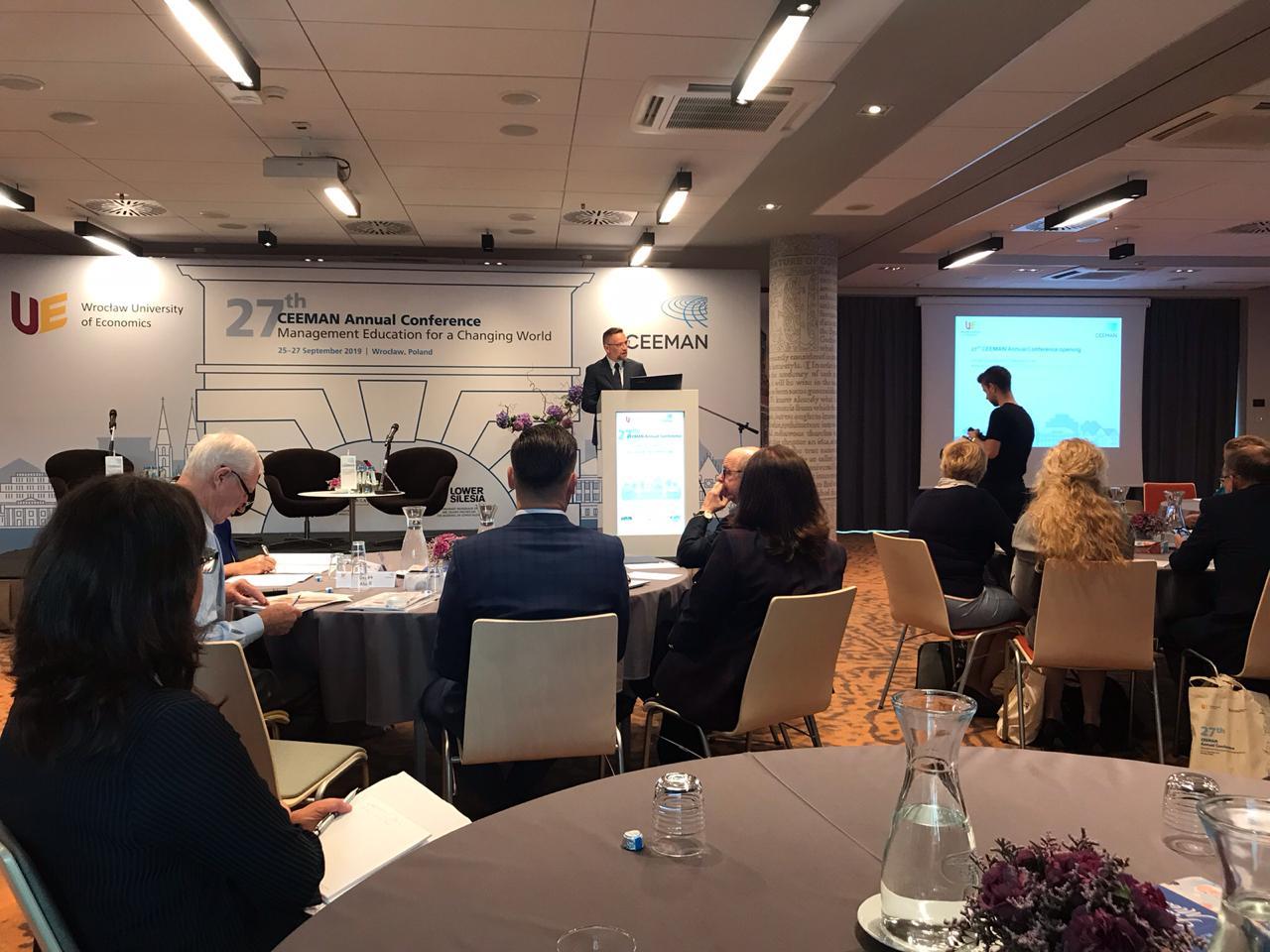 Конференции CEEMAN фото 2