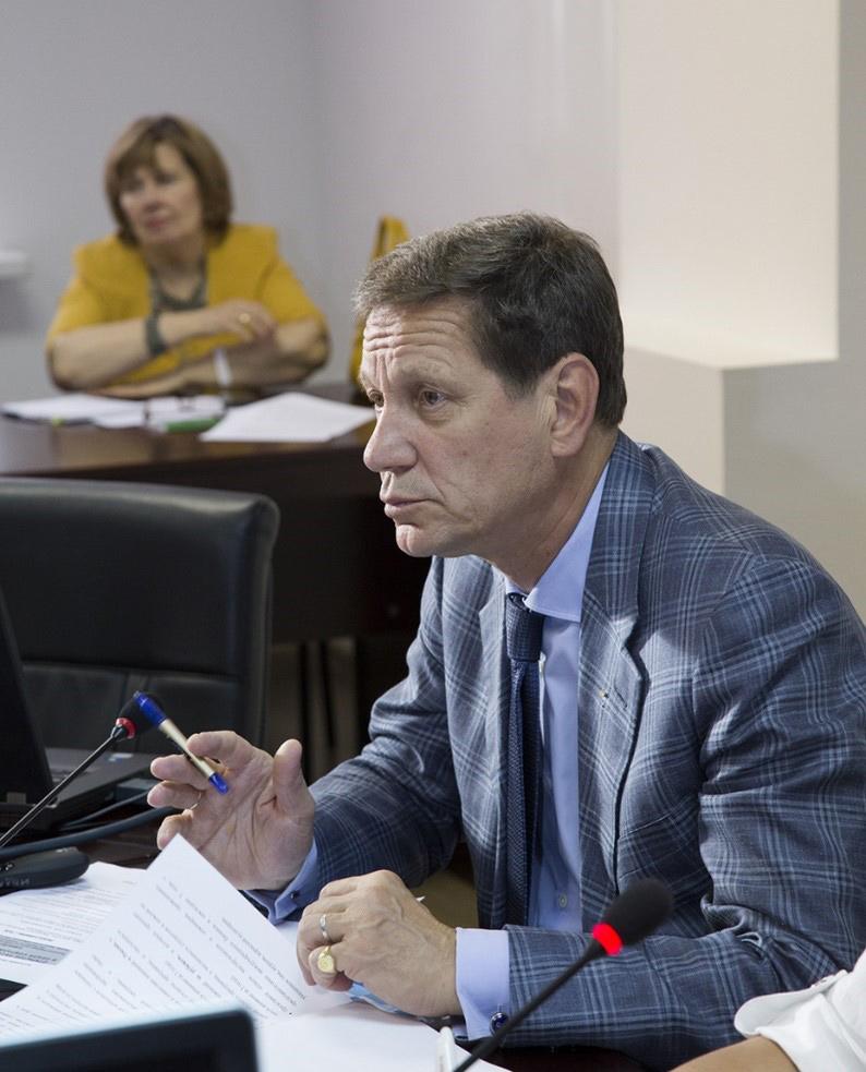 Открытое заседание президиума и общее собрание членов НАСДОБР в РАНХиГС Фото 2