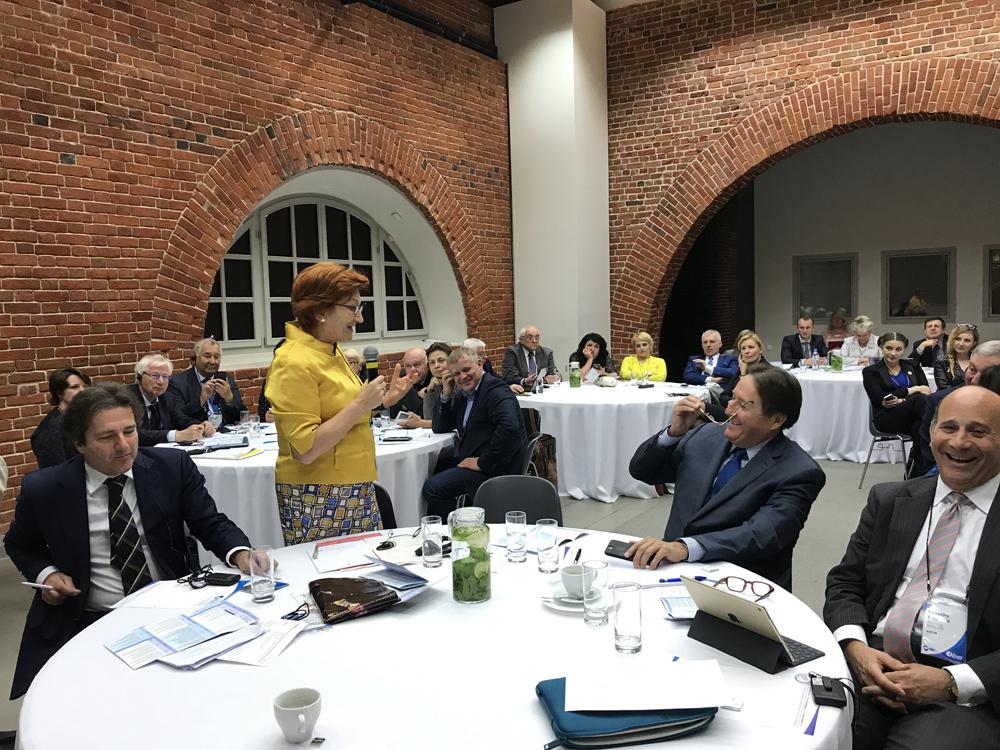 Международная конференция РАБО на базе бизнес-школы EMAS фото 11