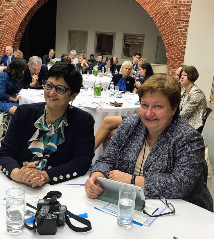 Международная конференция РАБО на базе бизнес-школы EMAS фото 23