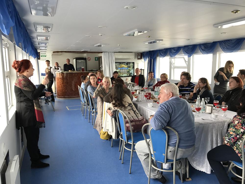 Международная конференция РАБО на базе бизнес-школы EMAS фото 37