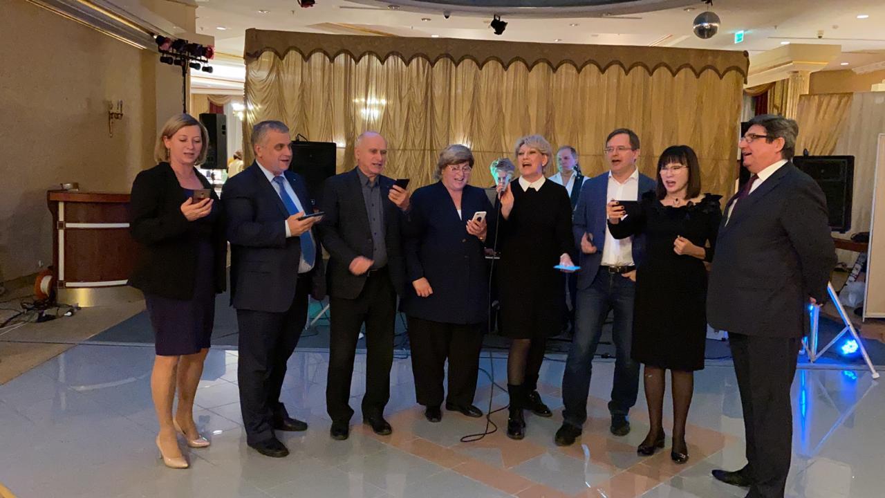 Заседание совета РАБО фото 18