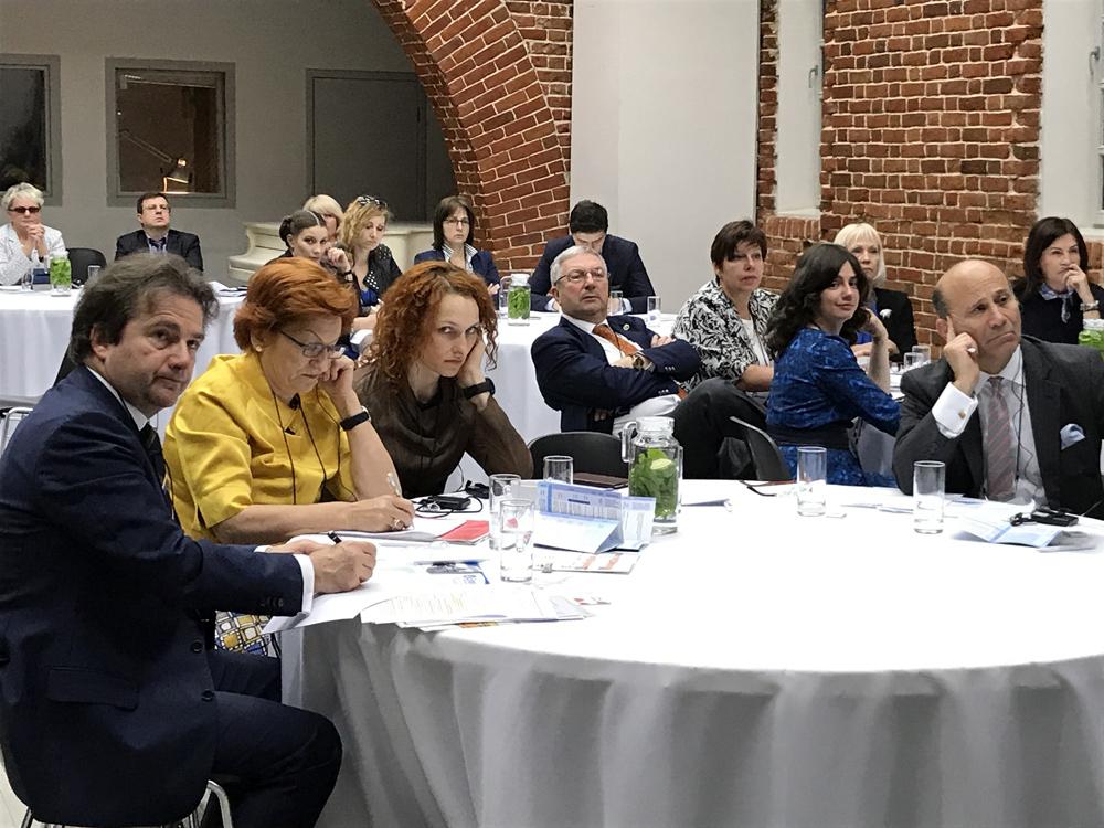 Международная конференция РАБО на базе бизнес-школы EMAS фото 6