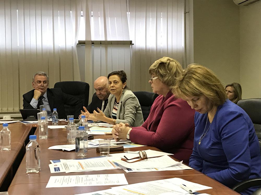 Заседание Совета РАБО №4/2017 в МИРБИС Фото 2