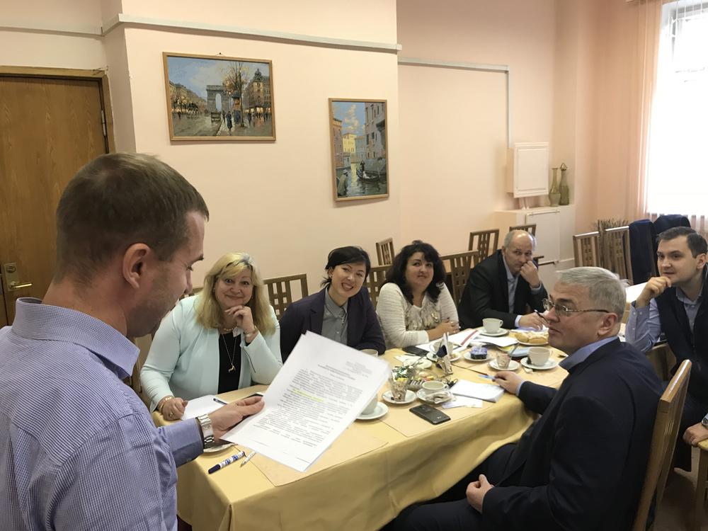 Заседание рабочей группы РАБО-НАСДОБР  Фото 2