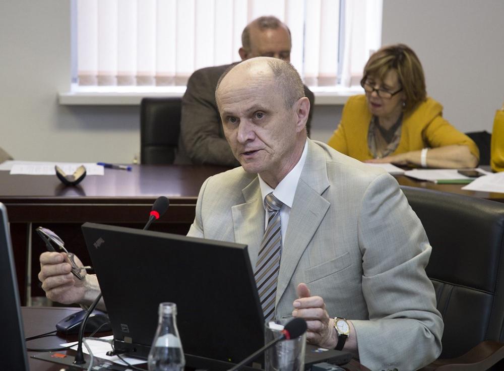 Открытое заседание президиума и общее собрание членов НАСДОБР в РАНХиГС Фото 6